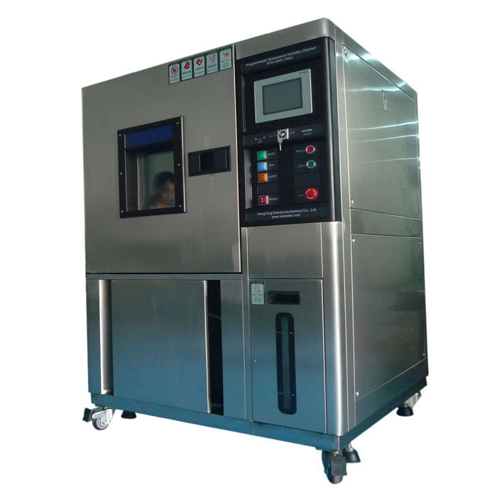 IEC 60068 Programmable High And Low Temperature Test Chamber With 150L Volume