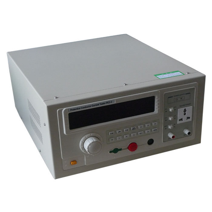 IEC 60598-1 IEC Test Equipment Protective Conductor Current Tester