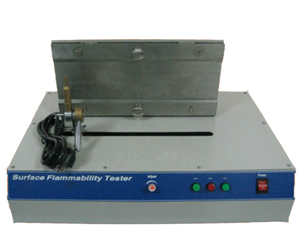 EN71 Surface 	Flammability Testing Equipment Fire Mouth Bottom 4 Φ2.7mm , Head Movement Speed150±5m m/ Sec