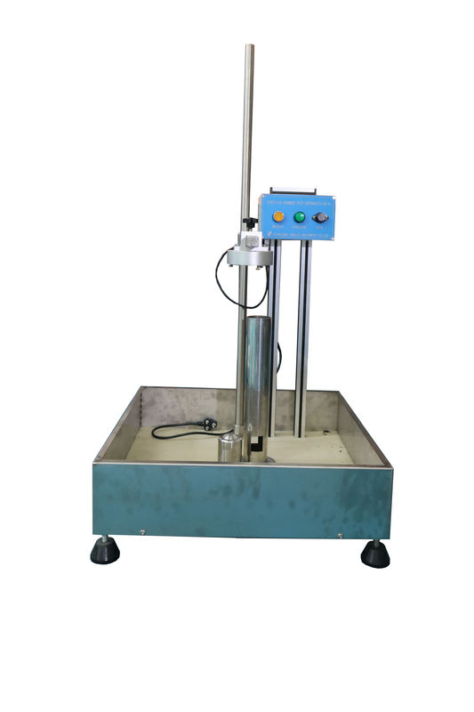 230V Vertical Hammer 5J Mechanical Strength Test Device Conforms To IEC60068-2-75