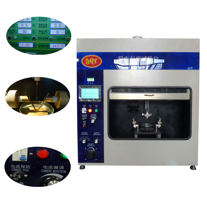 Adjustable Standard 60695 IEC Test Equipment With Digital Display , High Precision